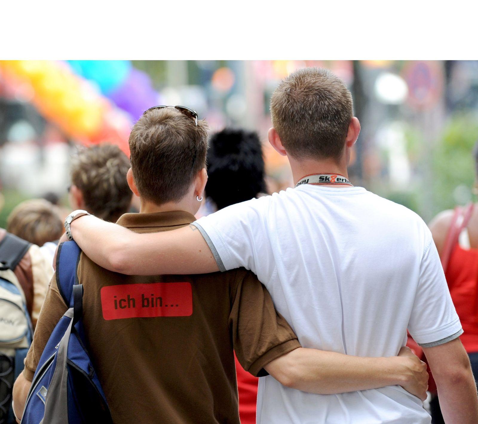 CDU/ Homo-Ehe