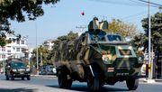 Junta in Myanmar stellt Haftbefehle gegen Ärzte aus