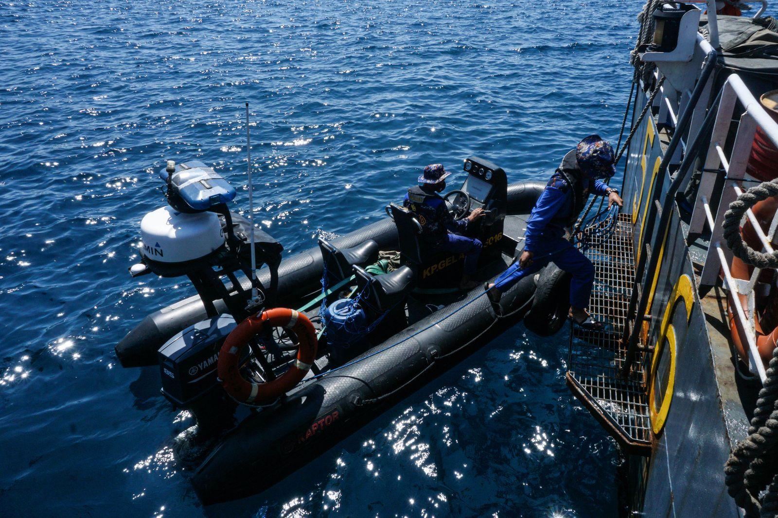 Vermisstes U-Boot vor Bali gefunden