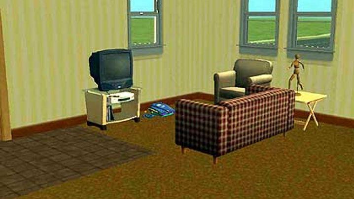 Wohnzimmer: Wohnen, nicht hausen