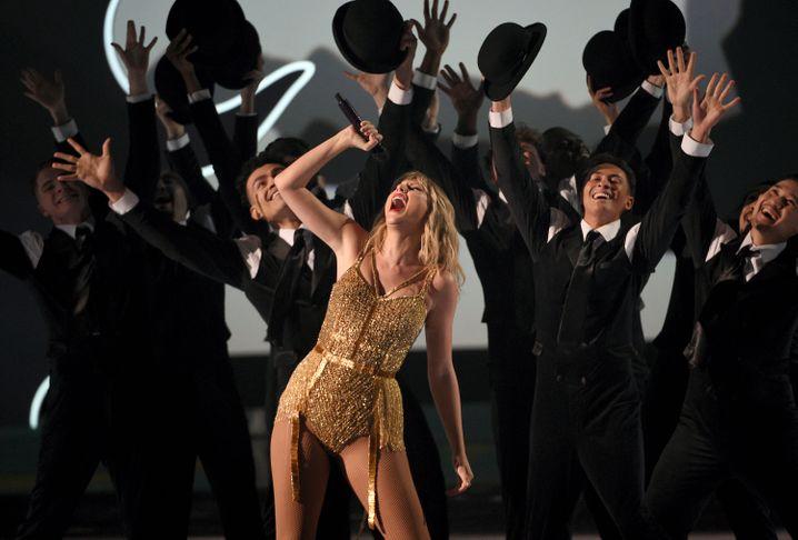 """Taylor Swift: """"Ich bin so traurig"""""""
