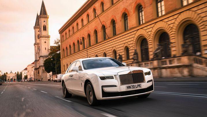 Rolls-Royce Ghost: Post-Opulenz - nee, is' klar