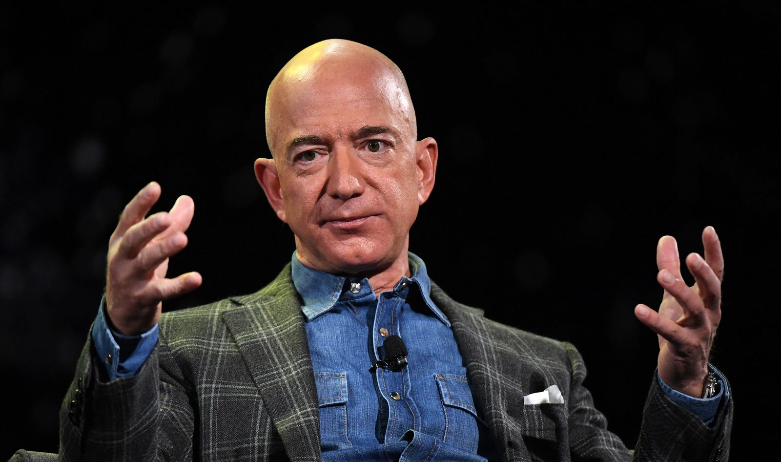 Amazon conference on robotics, artificial intelligence