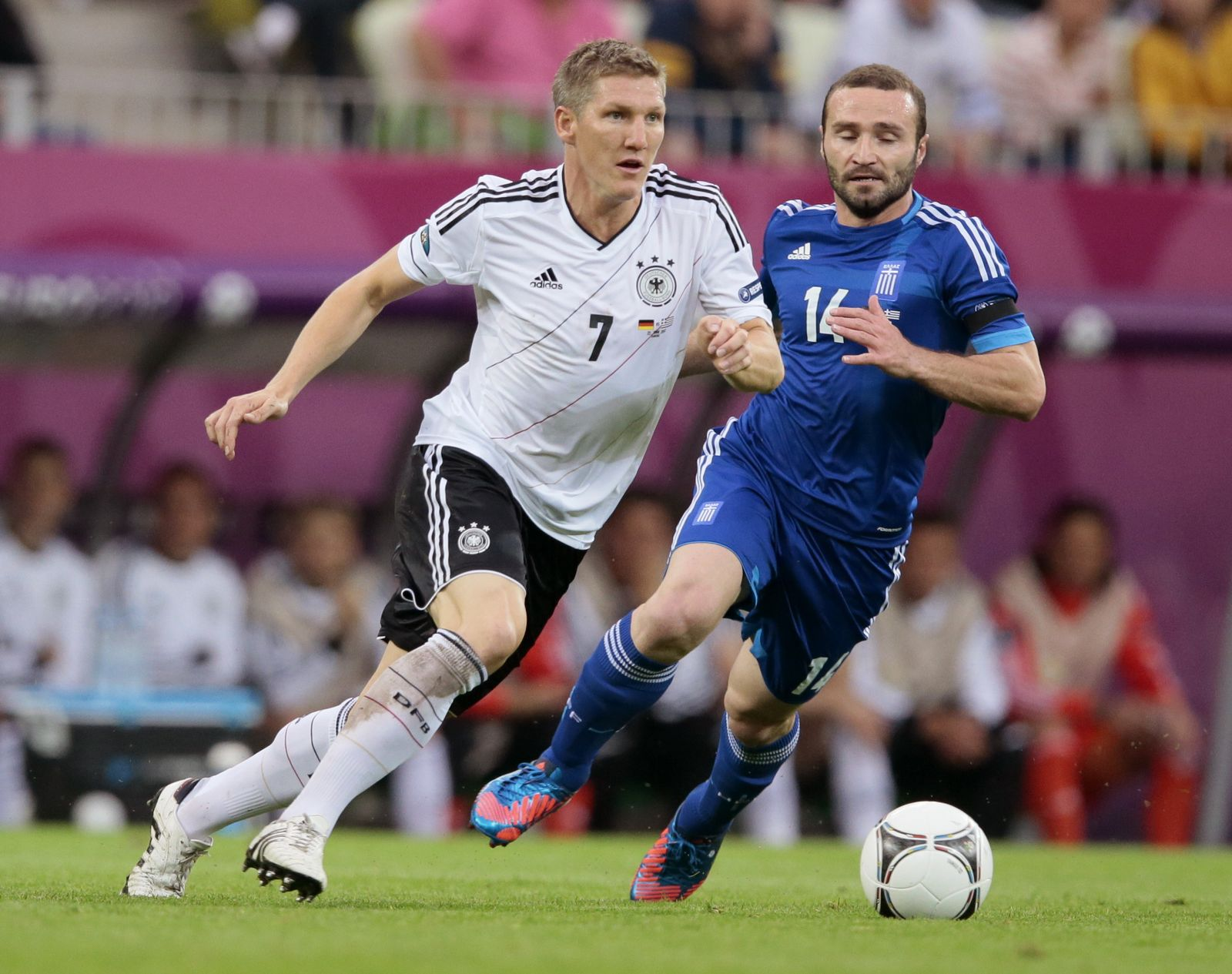 Soccer Euro 2012 Germany Greece