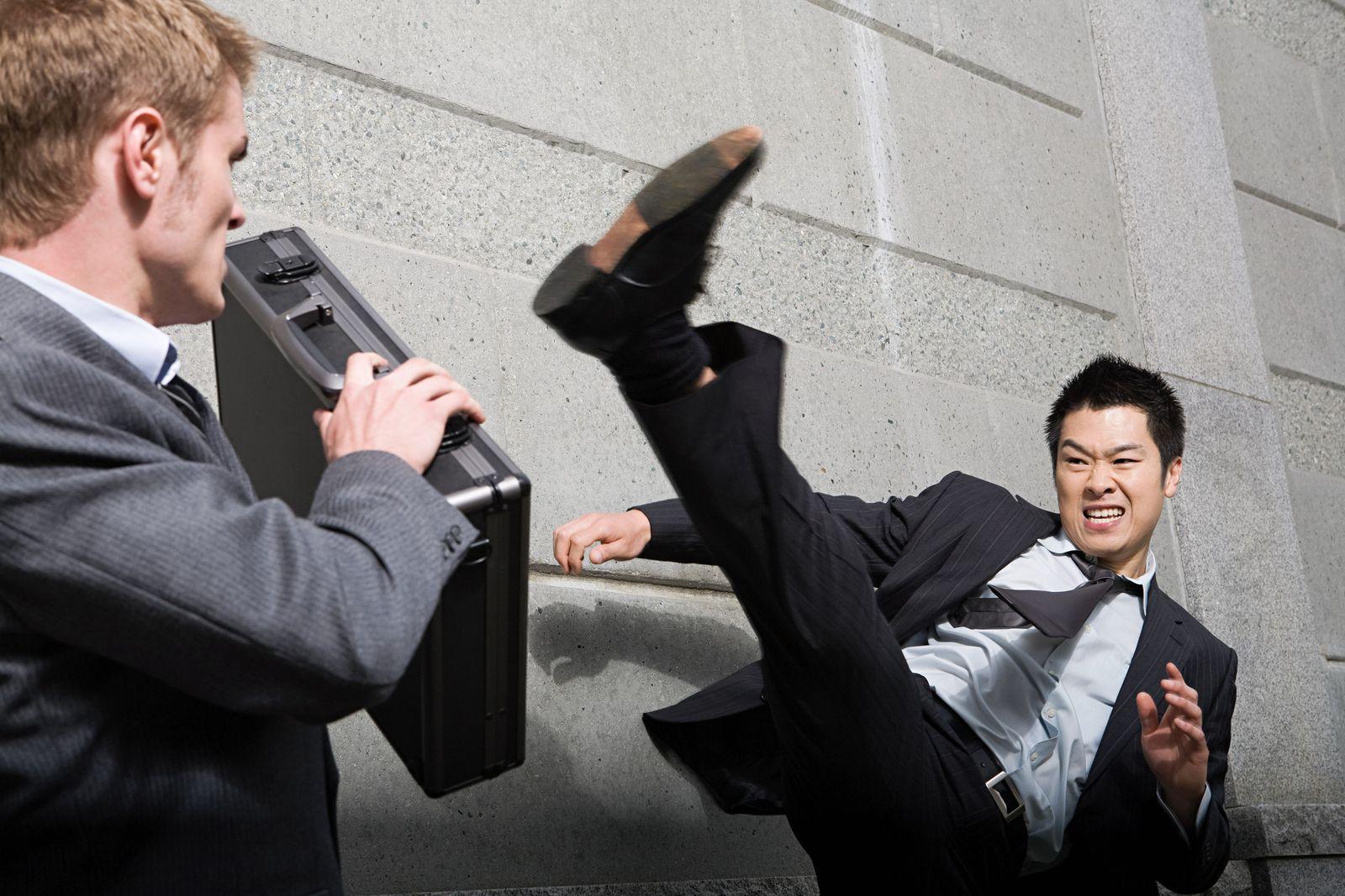 NICHT MEHR VERWENDEN! - EINMALIGE VERWENDUNG KaSP Kungfu Kung Fu Büro SYMBOLBILD