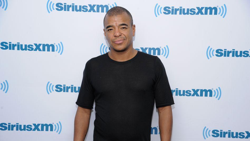 DJ Erich Morillo bei einem Termin in New York im Jahr 2016