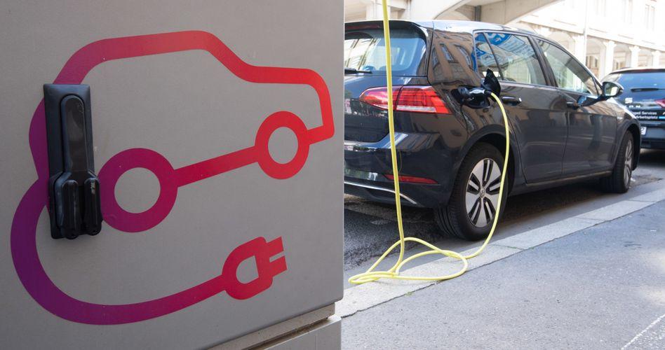 Elektroauto in Hannover