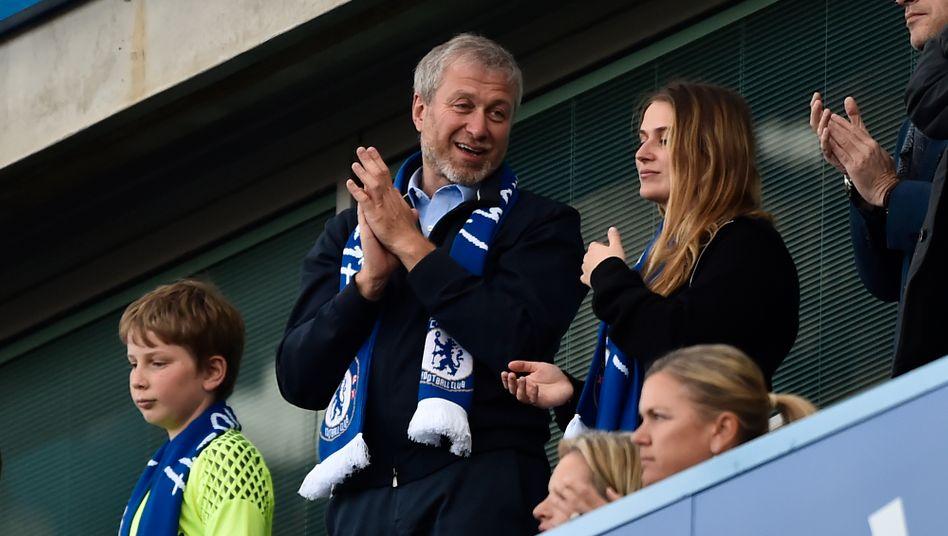 Eigentümer Roman Abramowitch macht den FC Chelsea nahezu unabhängig von Zuschauereinnahmen