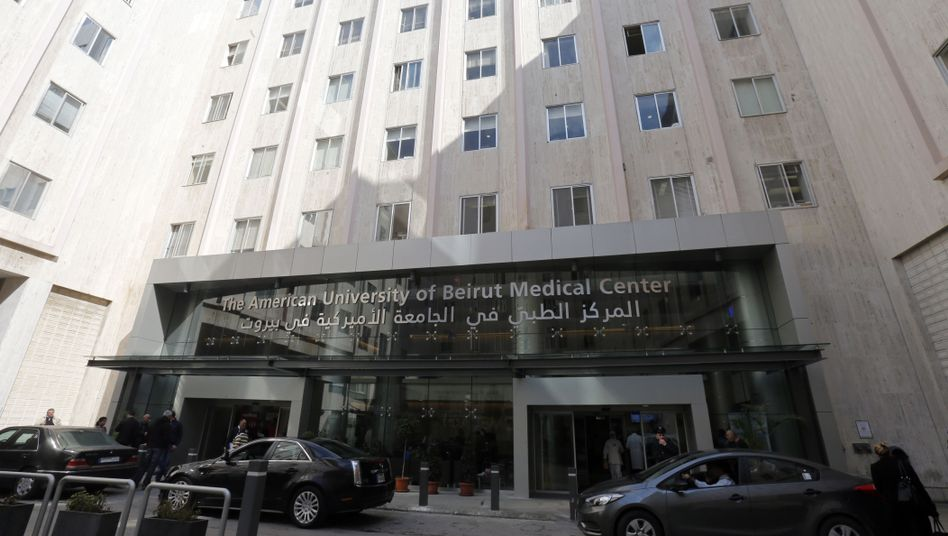 The American University Hospital in Beirut