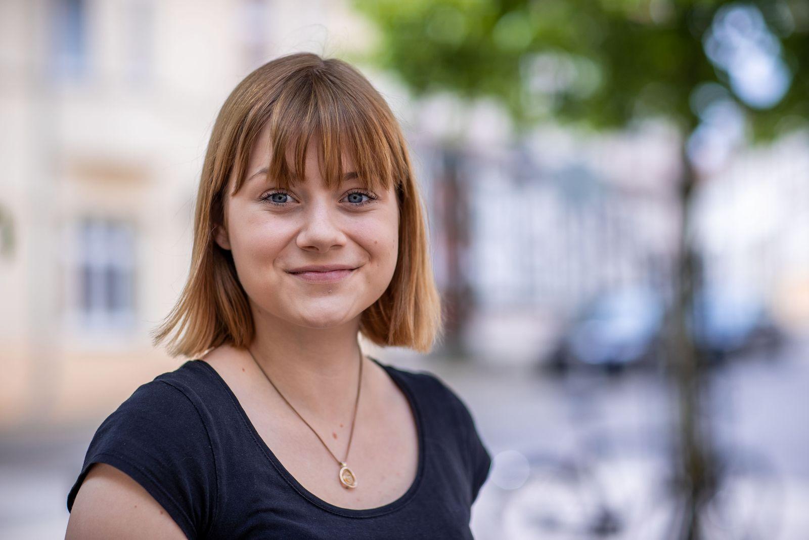 SPD-Nachwuchshoffnung Lilly Blaudszun