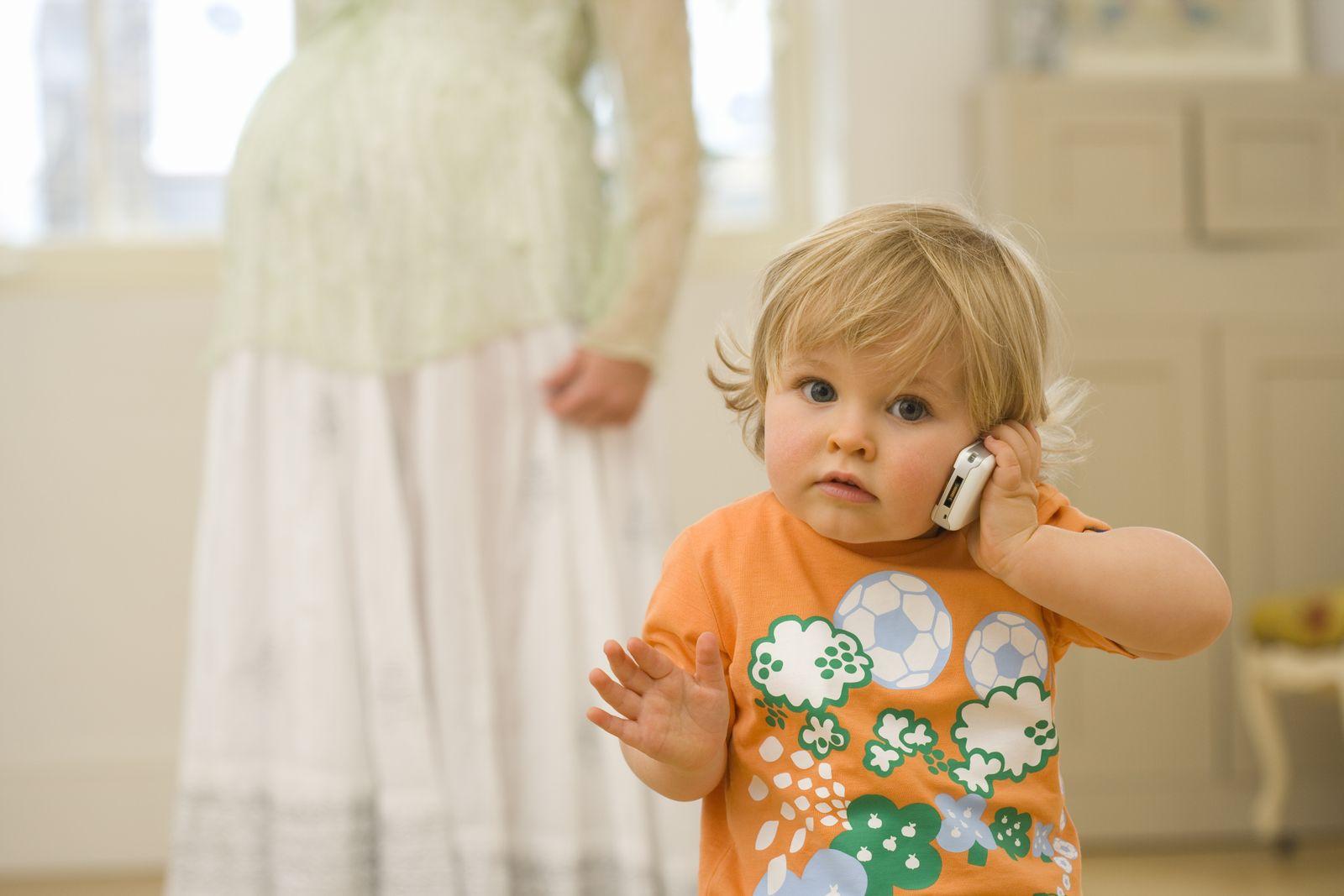 NICHT MEHR VERWENDEN! - Baby / Kind / Handy / Telefonieren