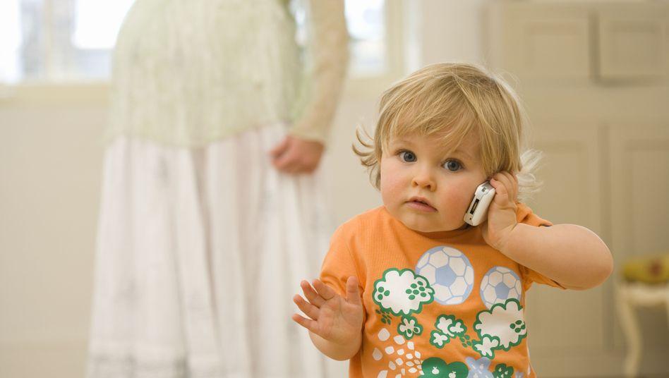Kleinkind: Schon mit sieben Monaten in der Lage, Gefühle in Stimmen zu erkennen
