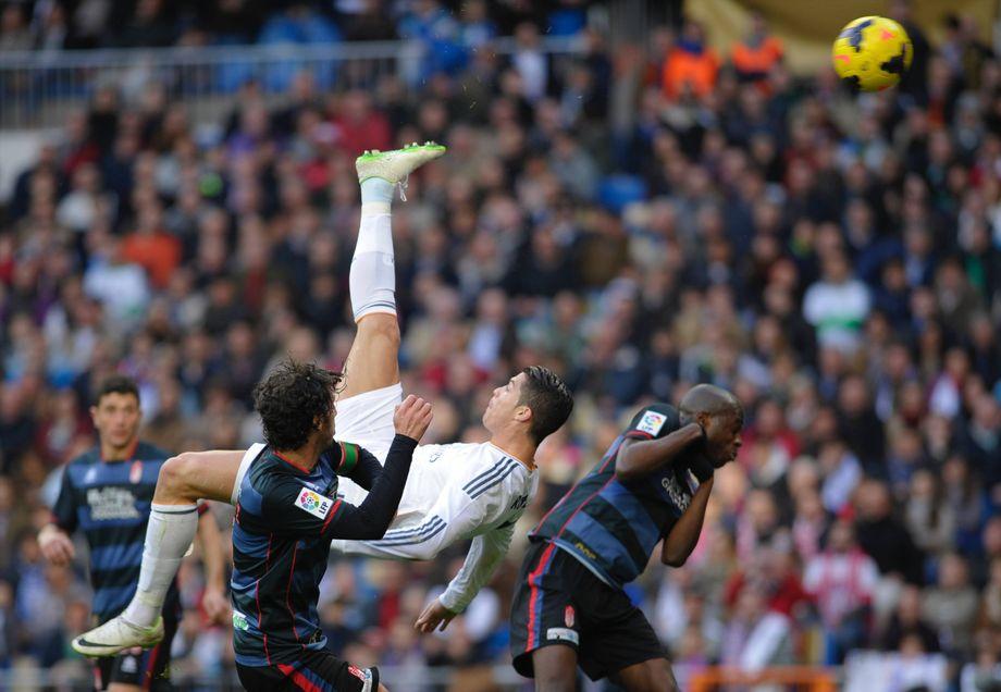 Ronaldo Sprung