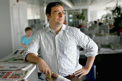 """Chefredakteur Depenbrock: """"Es steht mir nicht zu, Existenzen zu vernichten"""""""