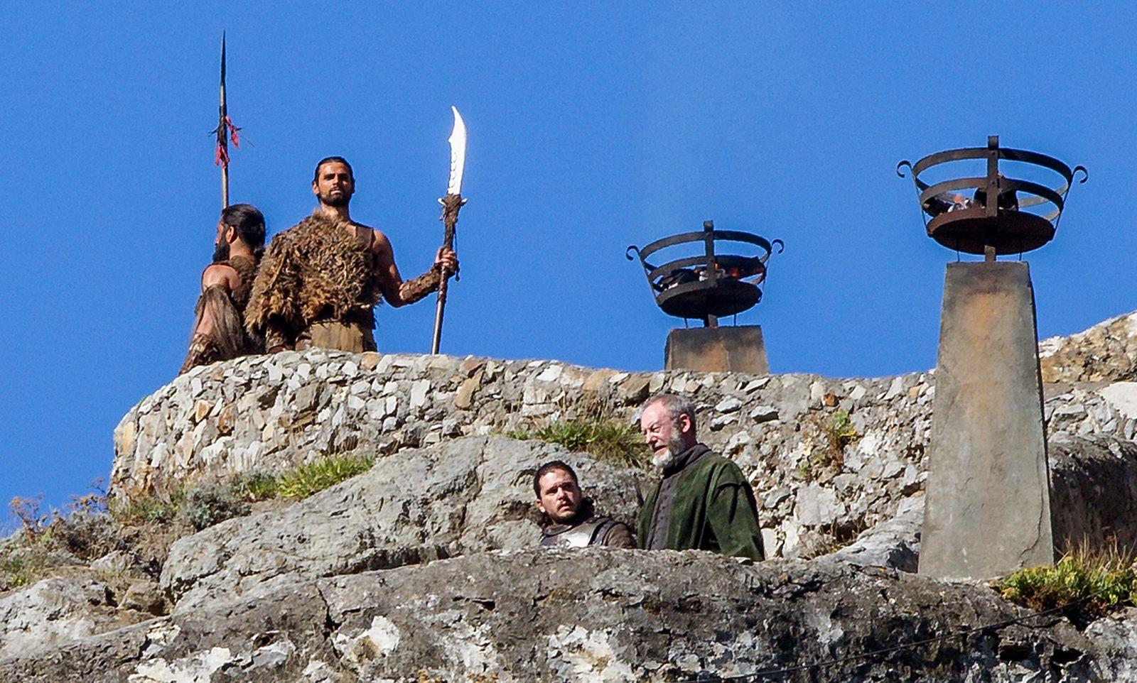 !!! SPERRFRIST-10. DEZEMBER 02.00 UHR !!! EINMALIGE VERWENDUNG Game of Thrones/ Schnellster Filmtod