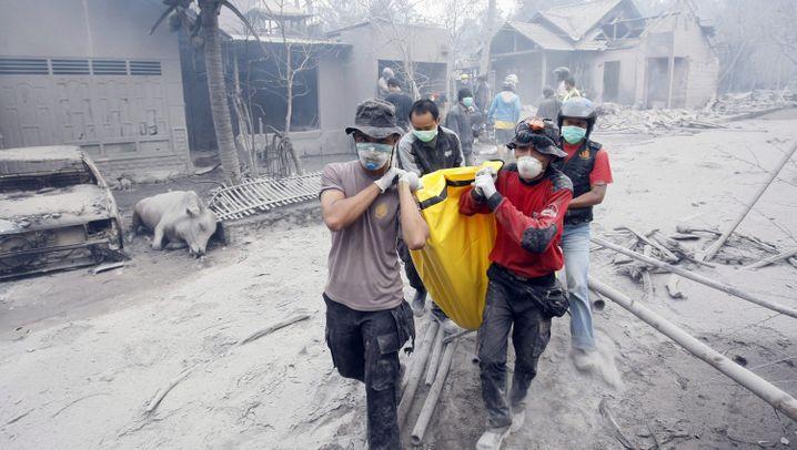 Vulkan Merapi: Der Feuerschlund
