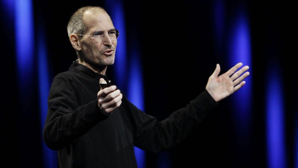 """Apple-Gründer Jobs: """"Folge deinem Herzen. Finde das, was du liebst"""""""
