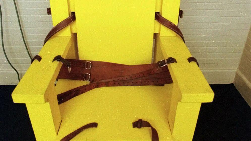 Elektrischer Stuhl: Symbol der Unmenschlichkeit