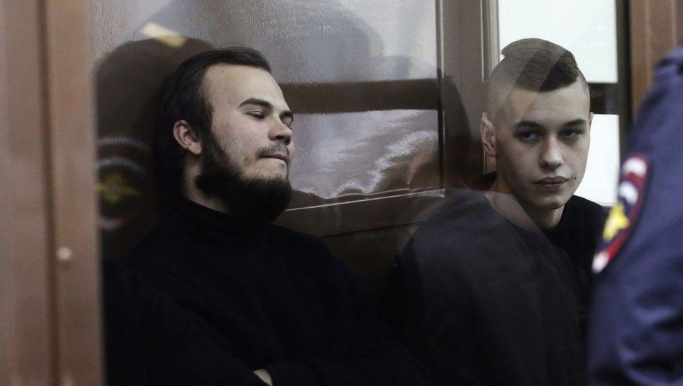 Eskalation vor der Krim: Das Schicksal von Matrose Andrej
