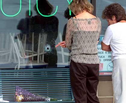 Tatort Montgomery County: Sarah Ramos wurde nahe einer Postfiliale erschossen