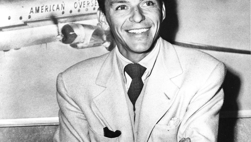 Cicero singt Sinatra: Gelungene Hommage