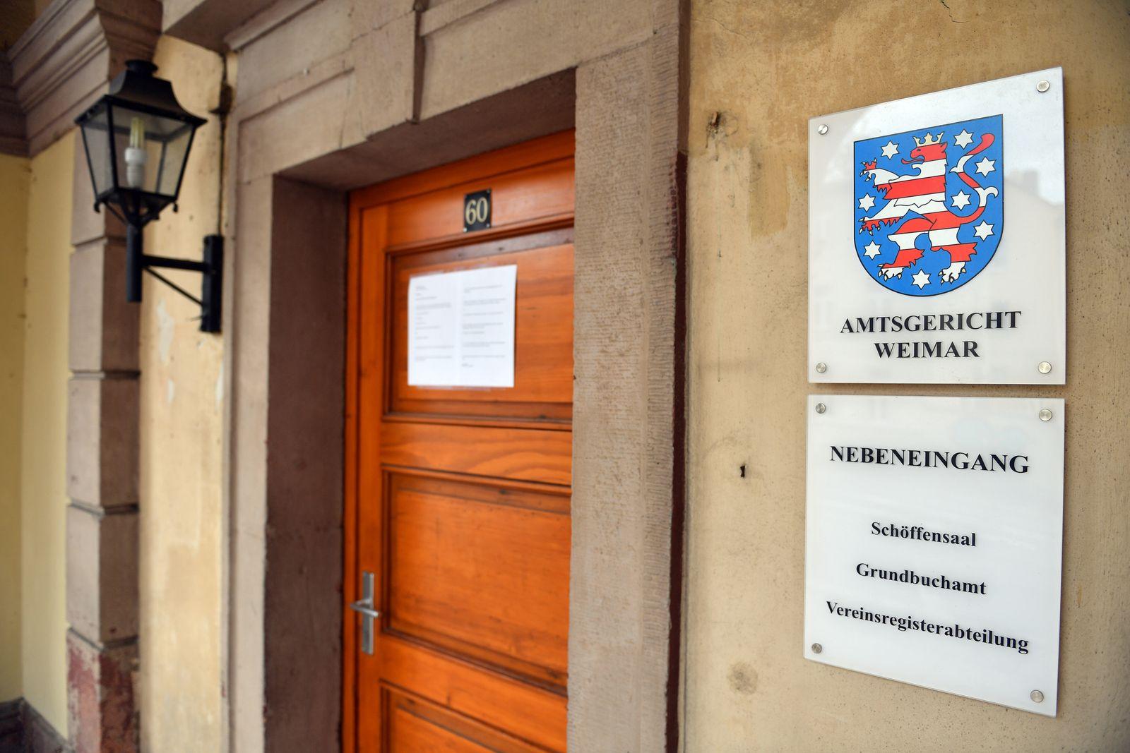 Amtsgericht Weimar