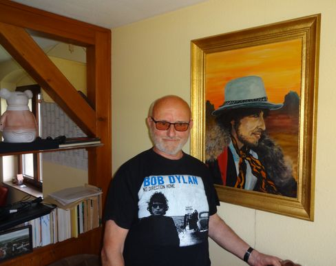 Reinhard Straach und das Gemälde heute
