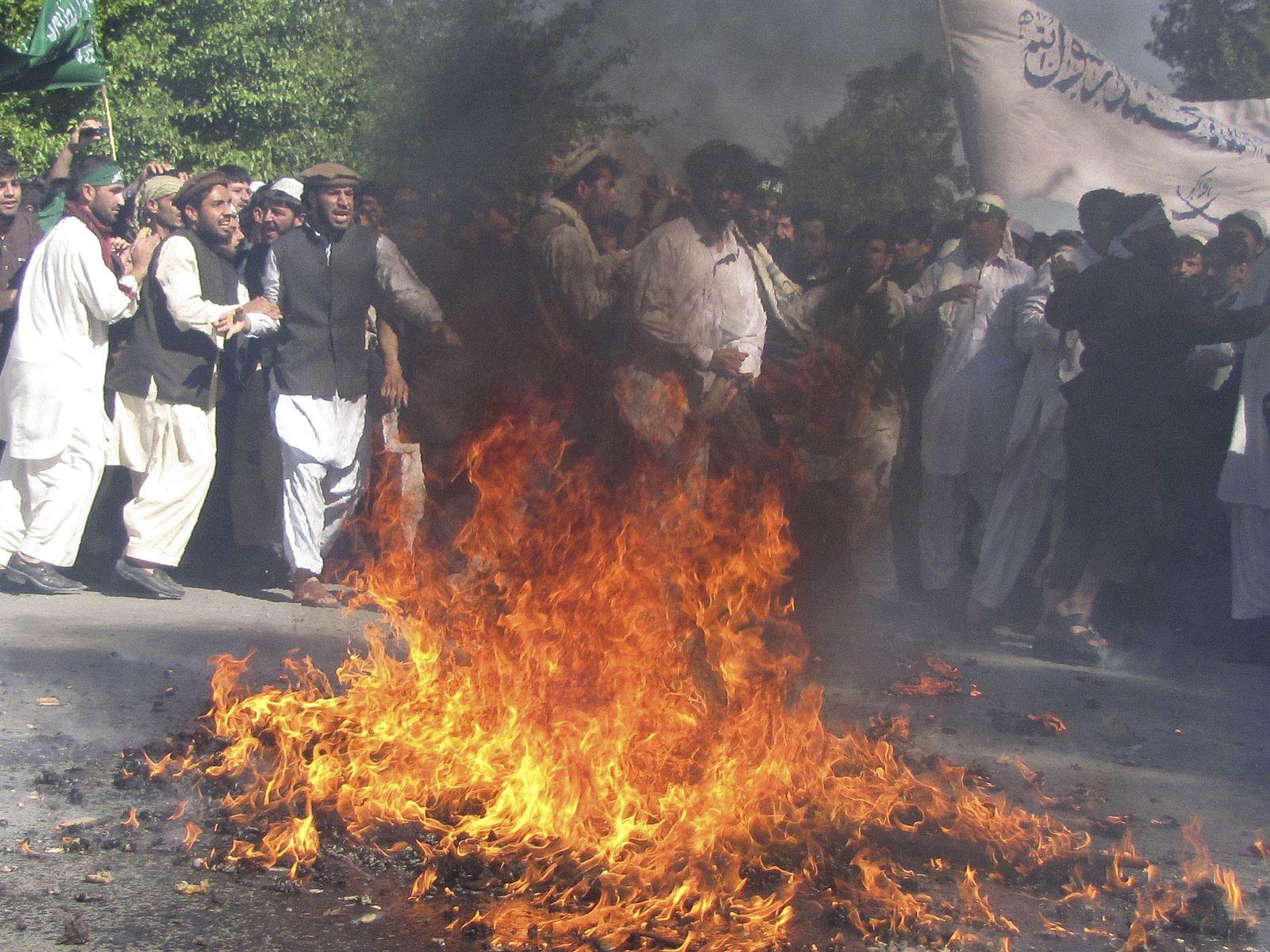 Afghanistan / Koranverbrennung