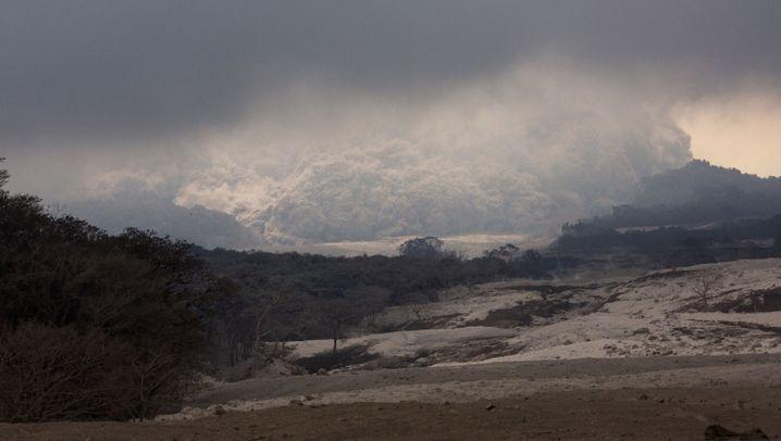 Guatemala: Leben unterm Feuerberg