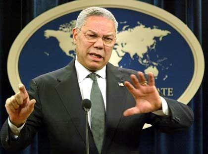 Colin Powell: Brisante Informationen für Inspektoren