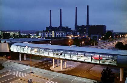 VW Autostadt Wolfsburg: Volkswagen is see-sawing between major problems and frivolities