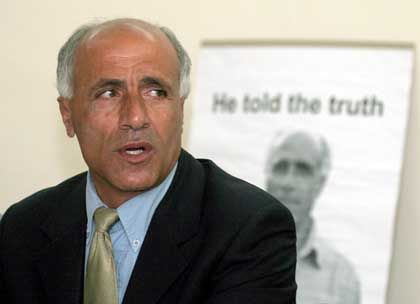 Mordechai Vanunu spent 18 years in prison for exposing the secrets of Dimona.