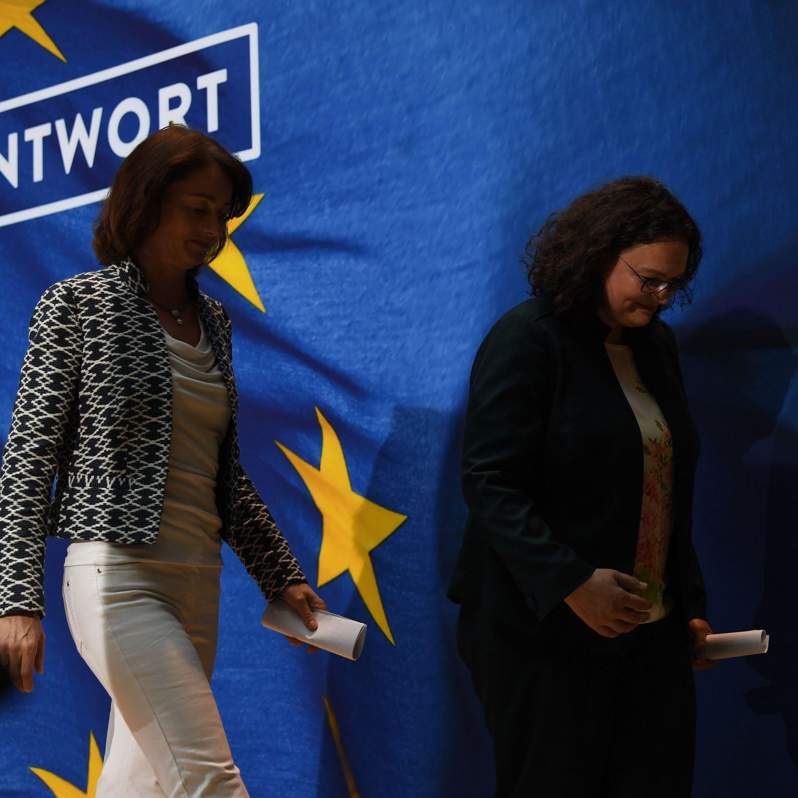 Europawahl/ SPD