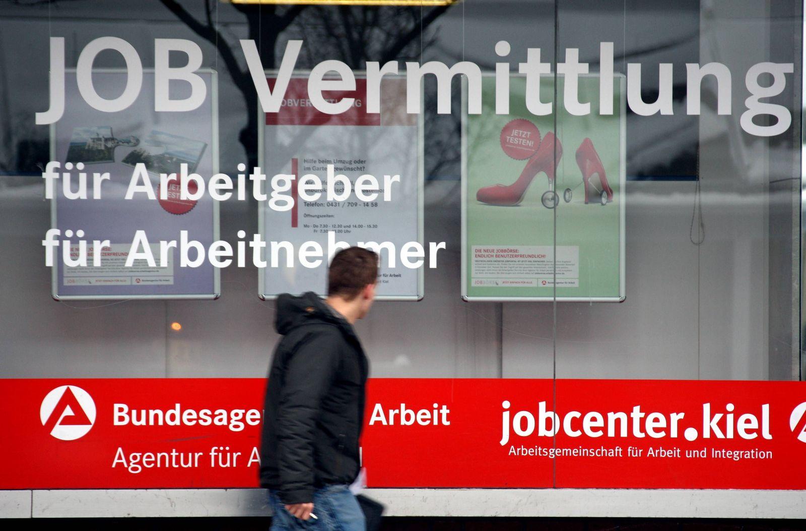 Symbolbild Bundesagentur für Arbeit / Jobcenter