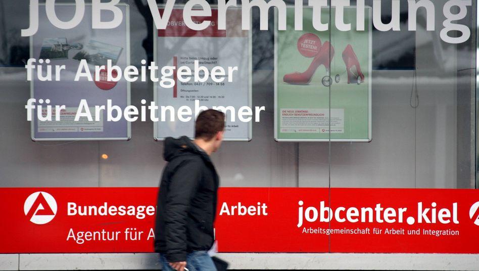 "Jobcenter (Archivbild): ""Klares Signal an die Politik"""