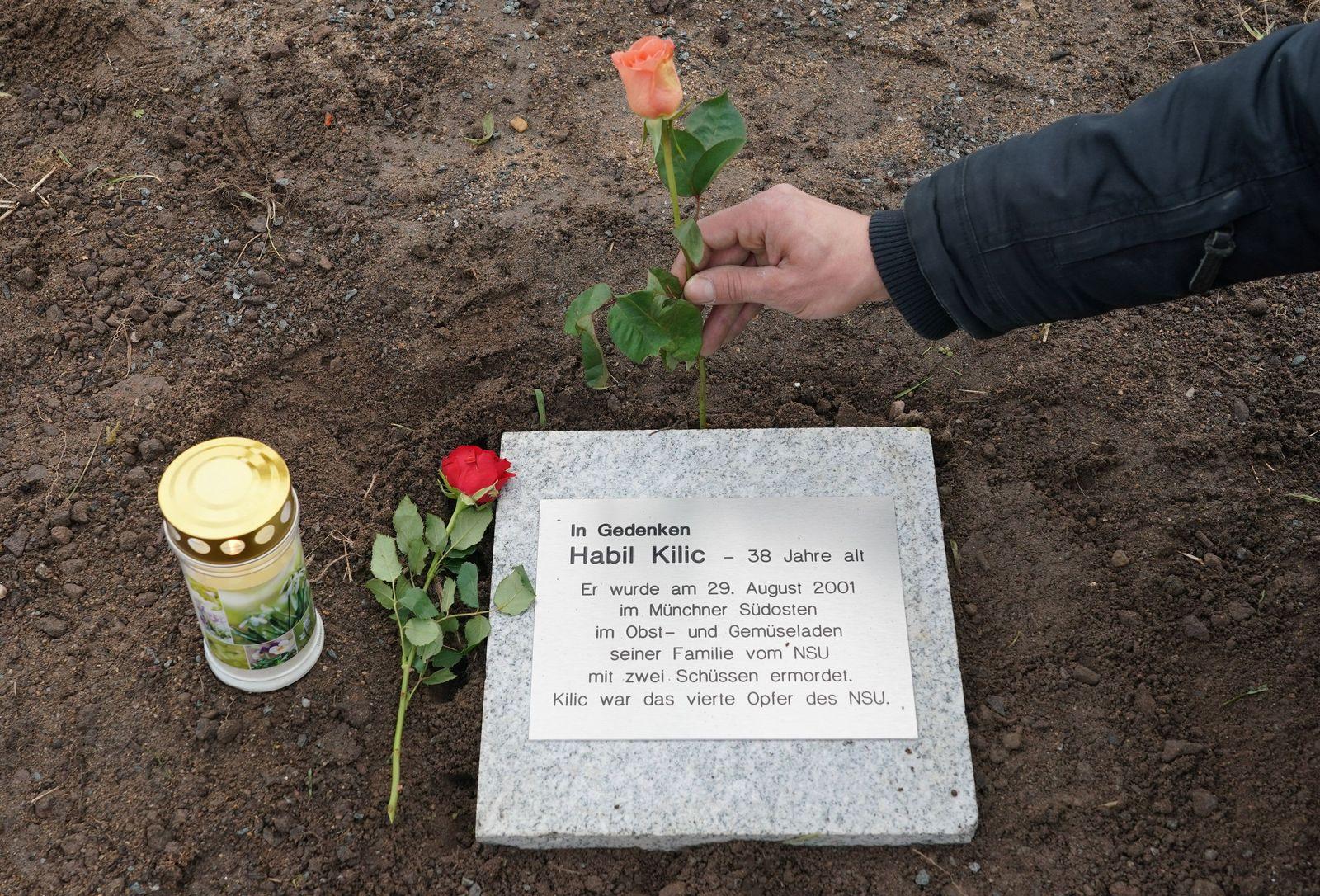 Gedenkort für NSU-Opfer Zwickau