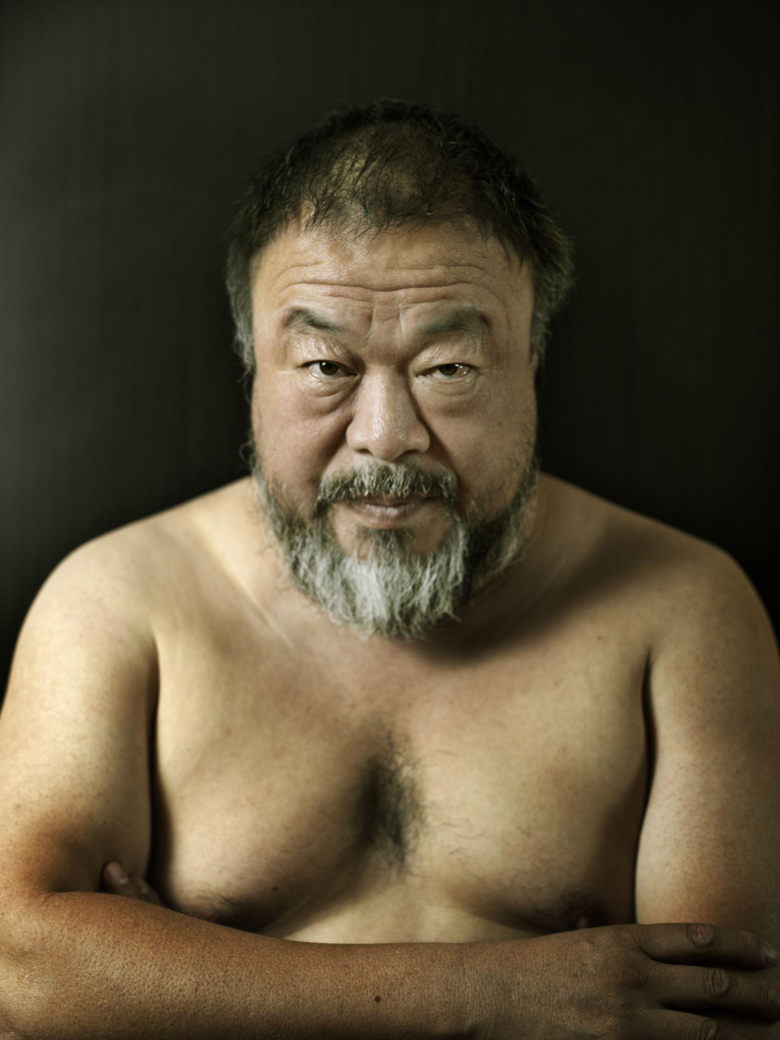 EINMALIGE VERWENDUNG SPIN 33/2015 Ai Weiwei
