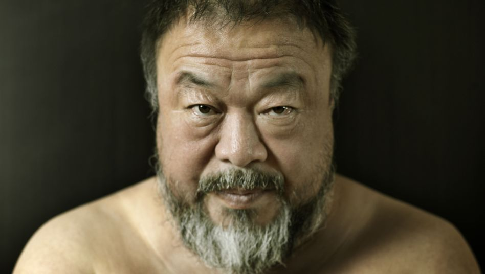 "Ai Weiwei at the Bayerische Hof hotel in Munich in early August: ""It seems surreal to me. Sometimes I feel like I could cry."""