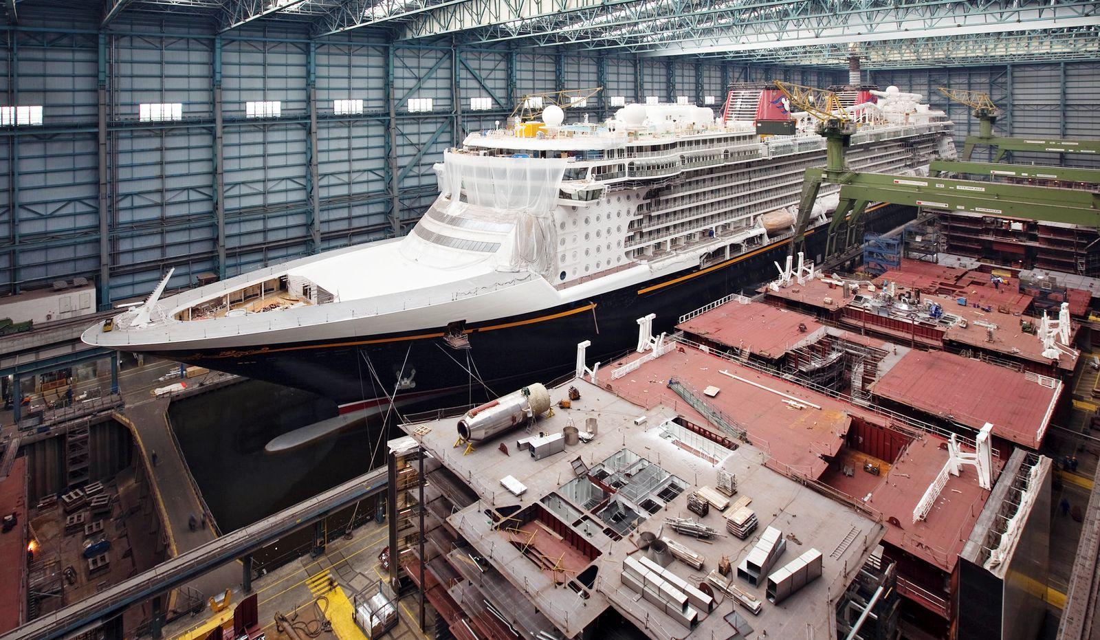 Disney Dream / Meyer Werft