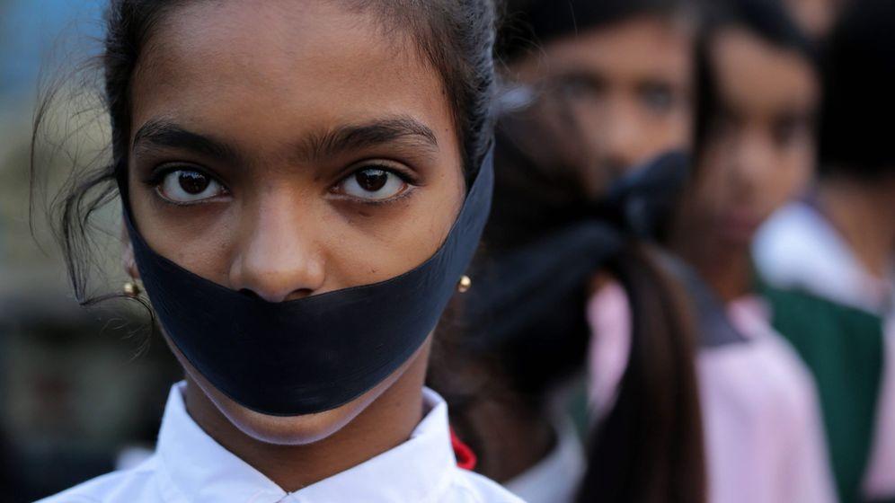 Gewalt gegen Frauen: Schweigemarsch für vergewaltigte Nonne in Kalkutta