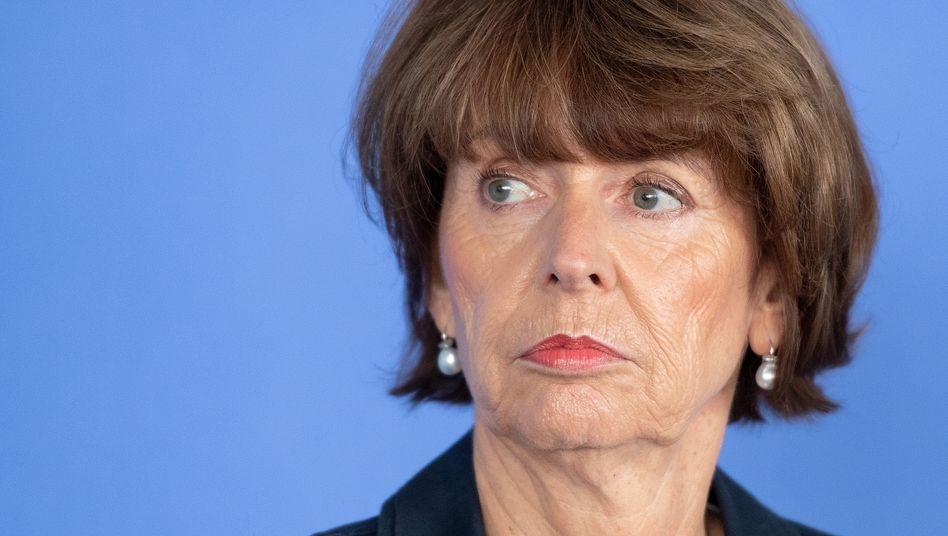 Kölns Oberbürgermeisterin HenrietteReker(Archivbild)