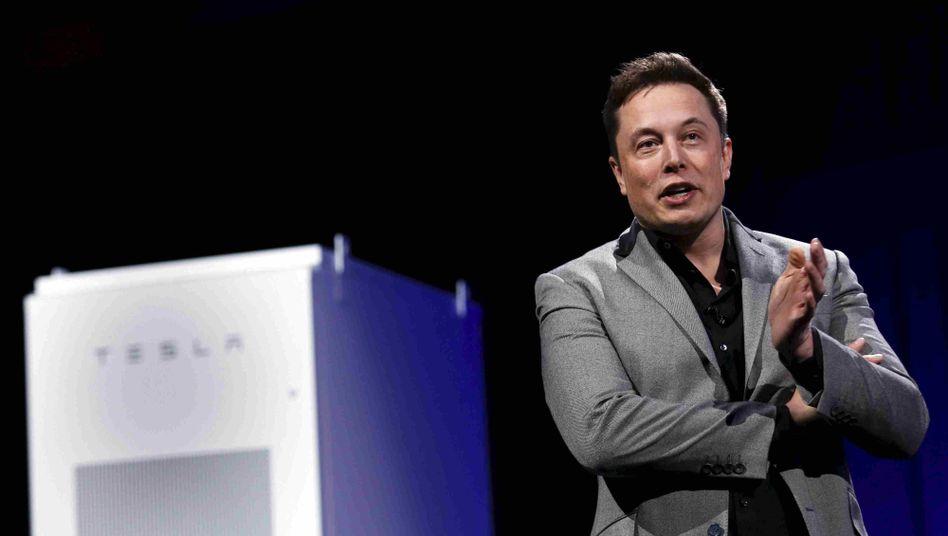 """Tesla-Chef Elon Musk zur Giga-Fabrik in Brandenburg: """"Will einige Dinge klarstellen!"""""""