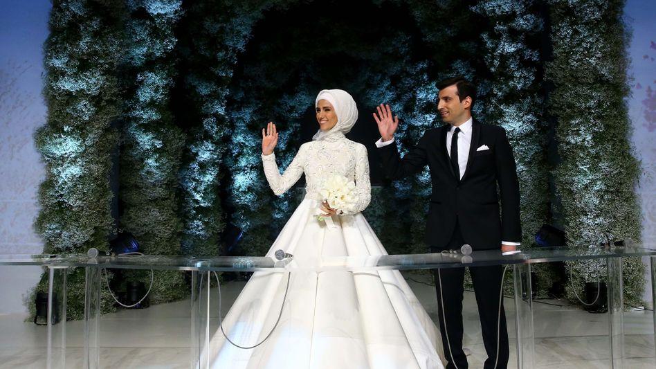 Hochzeit von Sümeyye Erdogan und Selcuk Bayraktar: Frauen werden gesellschaftlich in der Familie positioniert