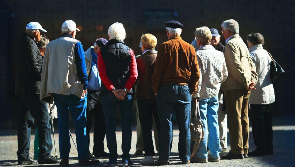 Senioren in Stendal