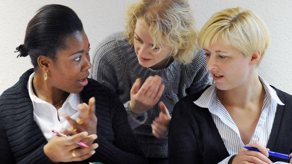 Integrationskurs (an der Volkshochschule Leipzig): Deutsch lernen ist zumutbar
