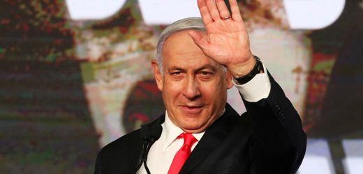 IsIrael: Benjamin Netanyahu wird mit Regierungsbildung beauftragt