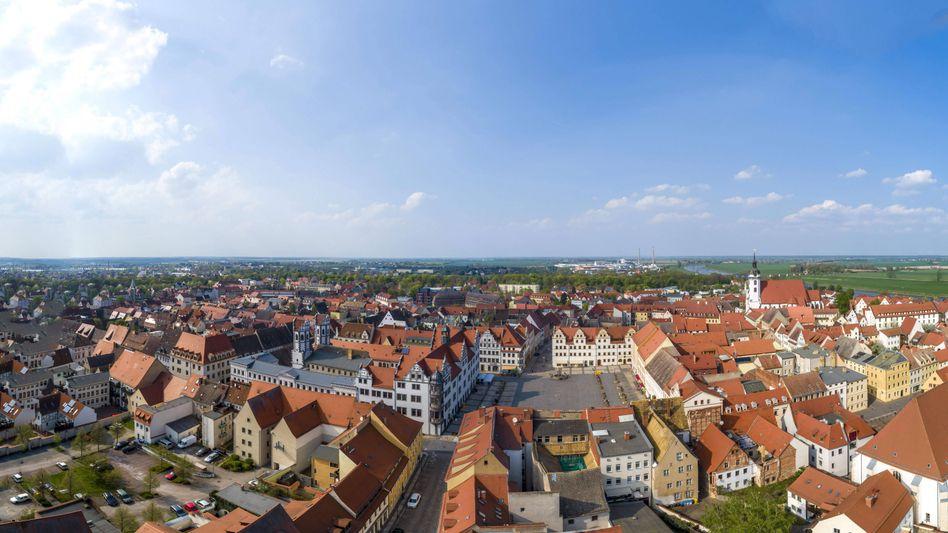 Delegationsbesuch in Torgau mit Folgen