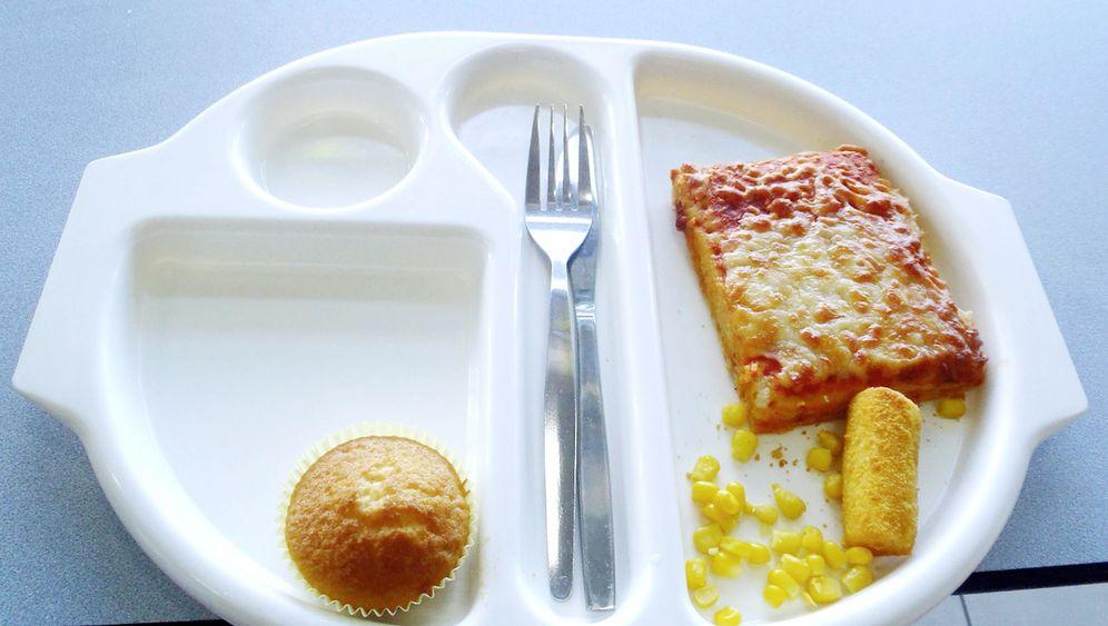 Marthas Blog: Eine Krokette und ein Stückchen Pizza