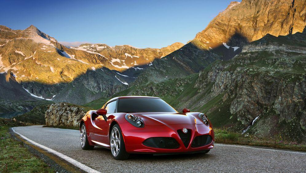 Zukunftsvision: Alfa soll die Rettungswagen bauen
