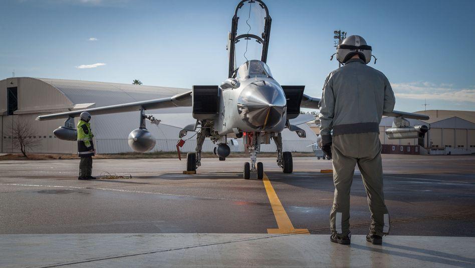 Tornado-Jet der Bundeswehr in Incirlik